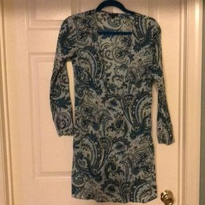 Talbots swim cover up. Size S.